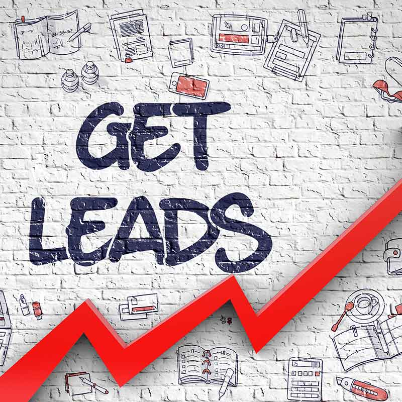 Get leads with your website